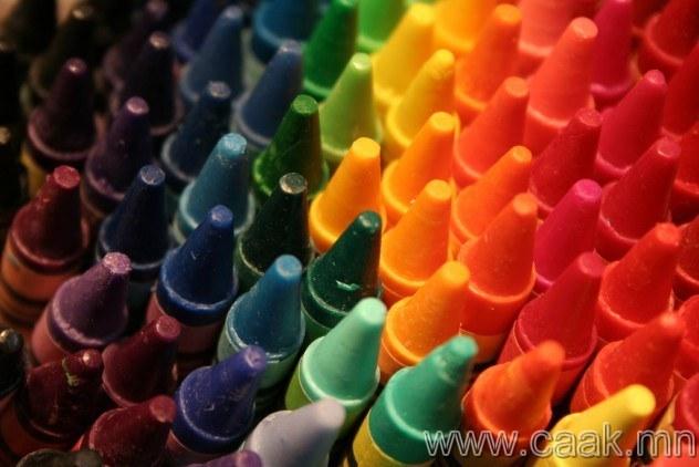 Тод өнгөнүүд