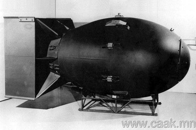 Хирошима болон Нагасакид хаясан атомын бөмбөгийн үр дүнг тооцоолоогүй