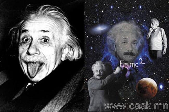 Алберт Эйнштейн