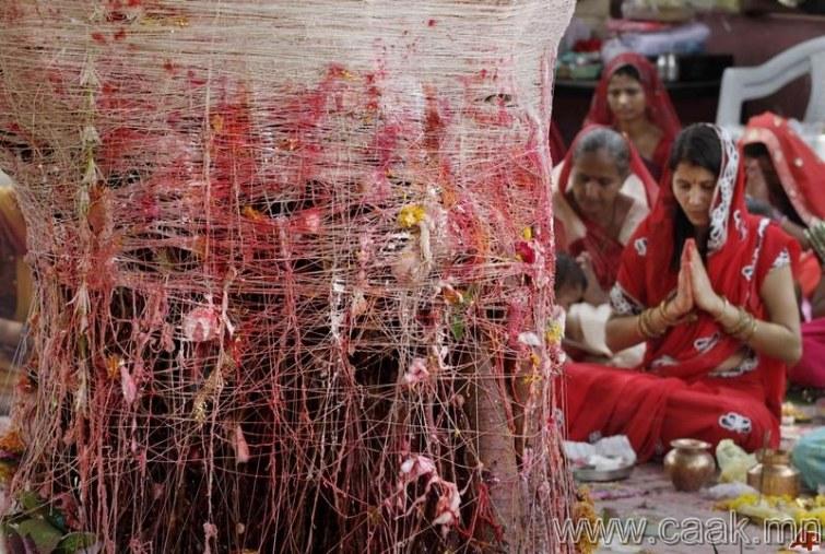 Модтой гэрлэх: Энэтхэг