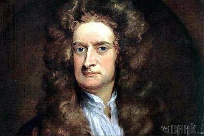 Ньютоны хөдөлгөөний хууль