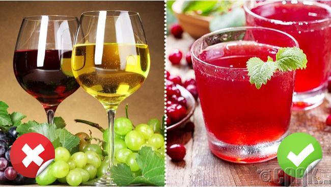 Согтууруулах ундаа биед муу