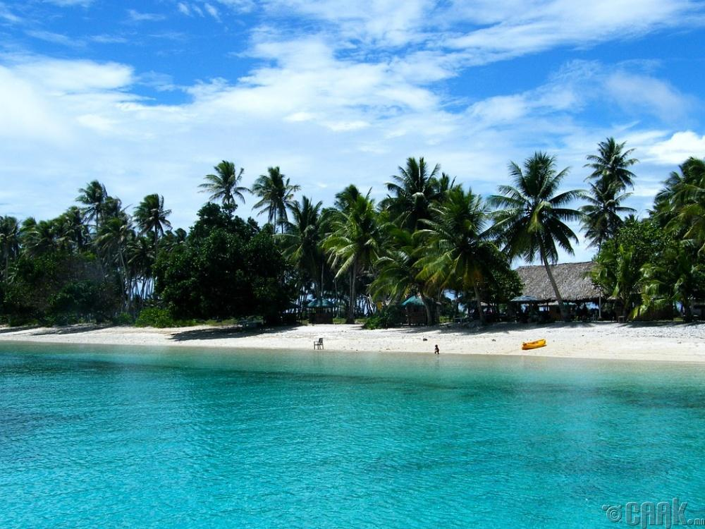 """""""Bikini Atoll"""", Маршаллын арал"""
