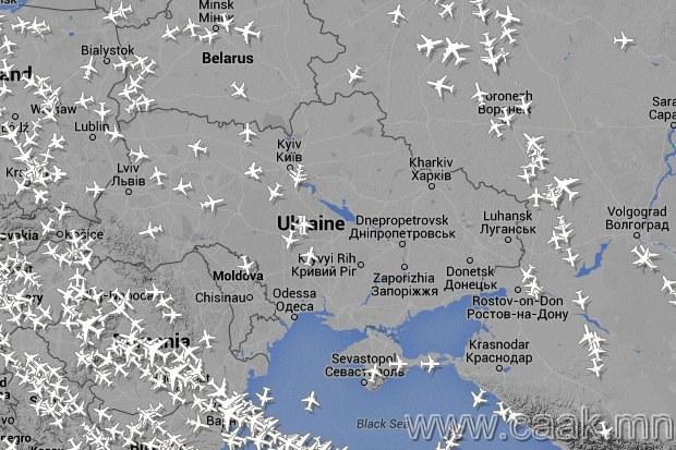 Зүүн Украйн
