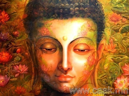 Сиддхарта Гаутама бол хүн биш бурхан юм