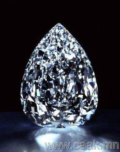 70 каратын алмаз