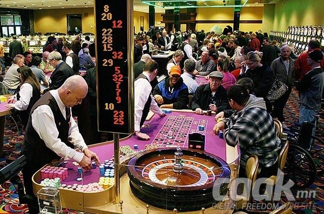 Mountaineer Casino Racetrack and Resort (Честер, Баруун Виржини)