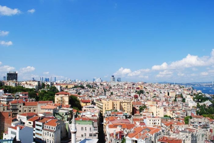Стамбул. Турк - 2,148
