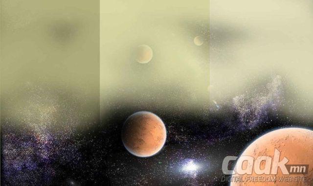 Ертөнцийн өнгө – сансарын сүүтэй кофе