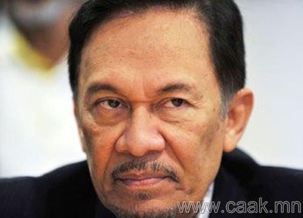 Анвар Ибрагим. Малайзи. 2008 он