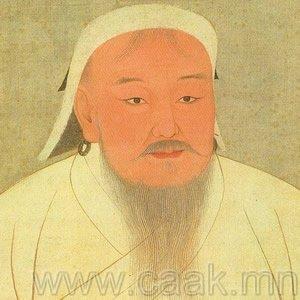 Чингис хаан