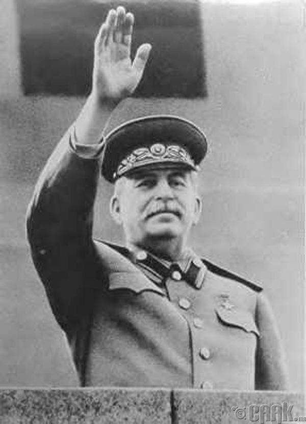 Иозеф Сталин (Josef Stalin)