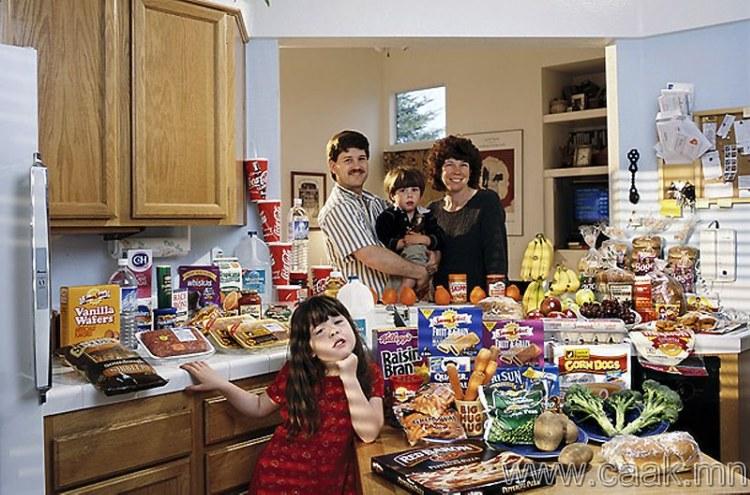 АНУ: Калифорни мужийн Кейвен-ы гэр бvл