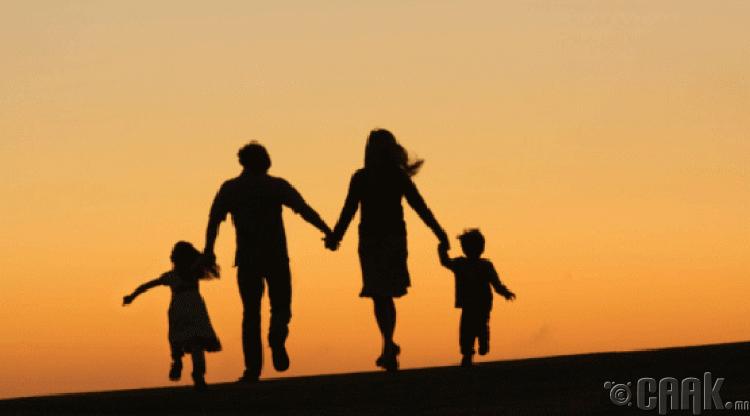 Гэр бүлийн харилцааг үгүй хийнэ