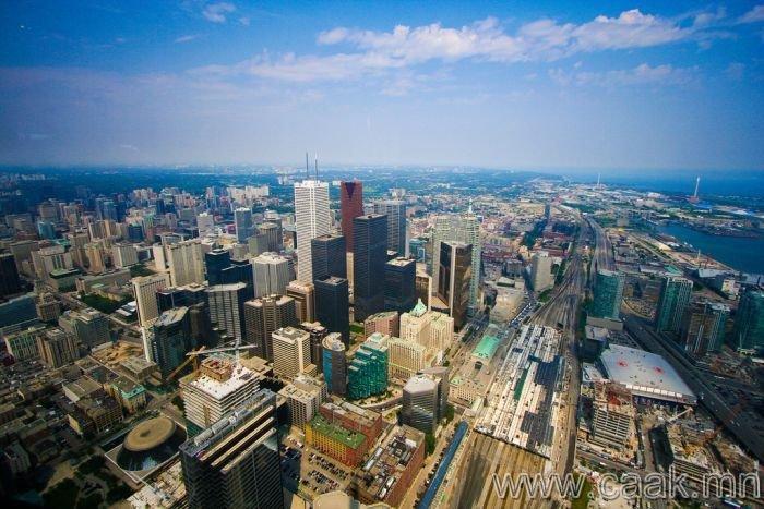Торонто. Канад - 1,868