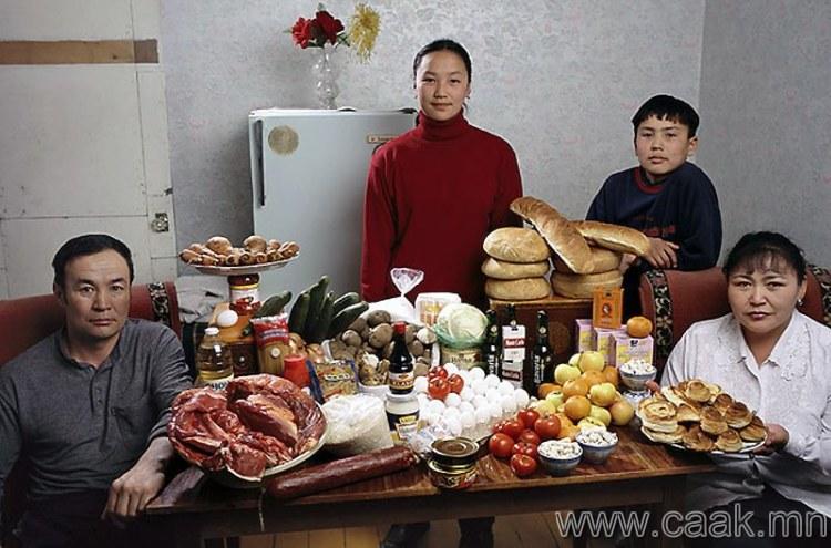 Монгол: Улаанбаатар хотод оршин суудаг Батсуурийн гэр бvл