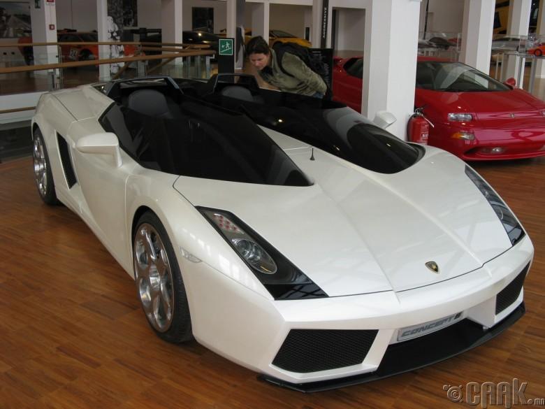 """""""Lamborghini Gallardo Concept S"""""""