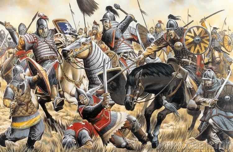 """Монголчууд бол """"оросыг эзэлж чадсан"""" сүүлчийн улс гүрэн."""