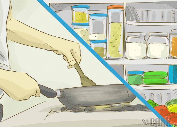 Хоол хүнсээ зөв зохицуулах