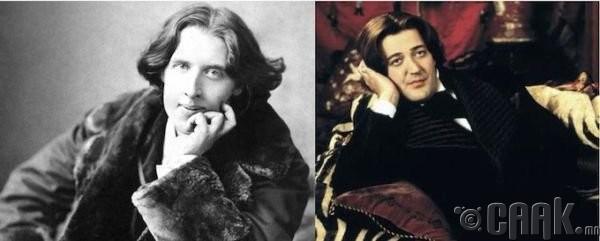 "Оскар Вайльд (Oscar Wilde)- жүжигчин Стивен Фрай (Stephen Fry) ""Wilde"""