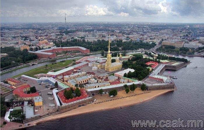 Санкт-Петербург. ОХУ- 1.770