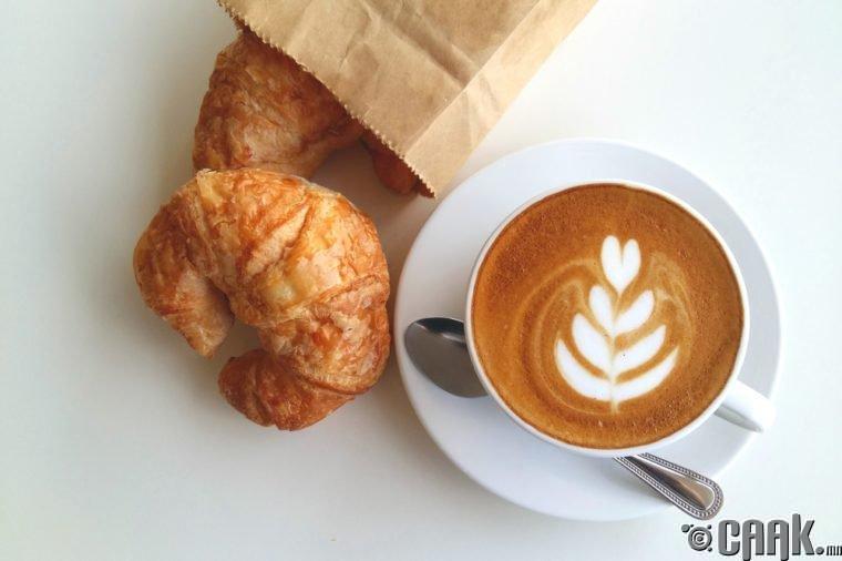 Унгар: Кофе нэмэх нь нарийн боов