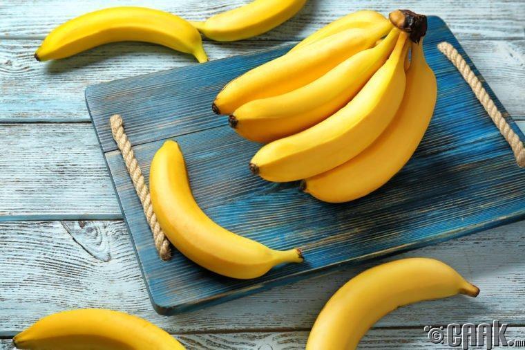 Гондурас: 5 ширхэг банана