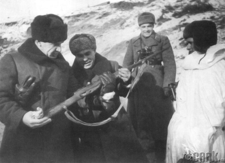 Василий Зайцев (Vasily Zaytsev)