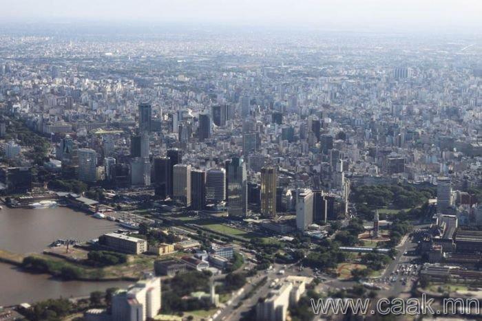 Буэнос-Айрес. Аргентин - 1,709