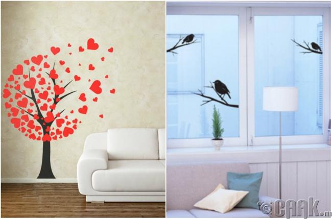 Цонх, ханын цаасаа чимэглэх