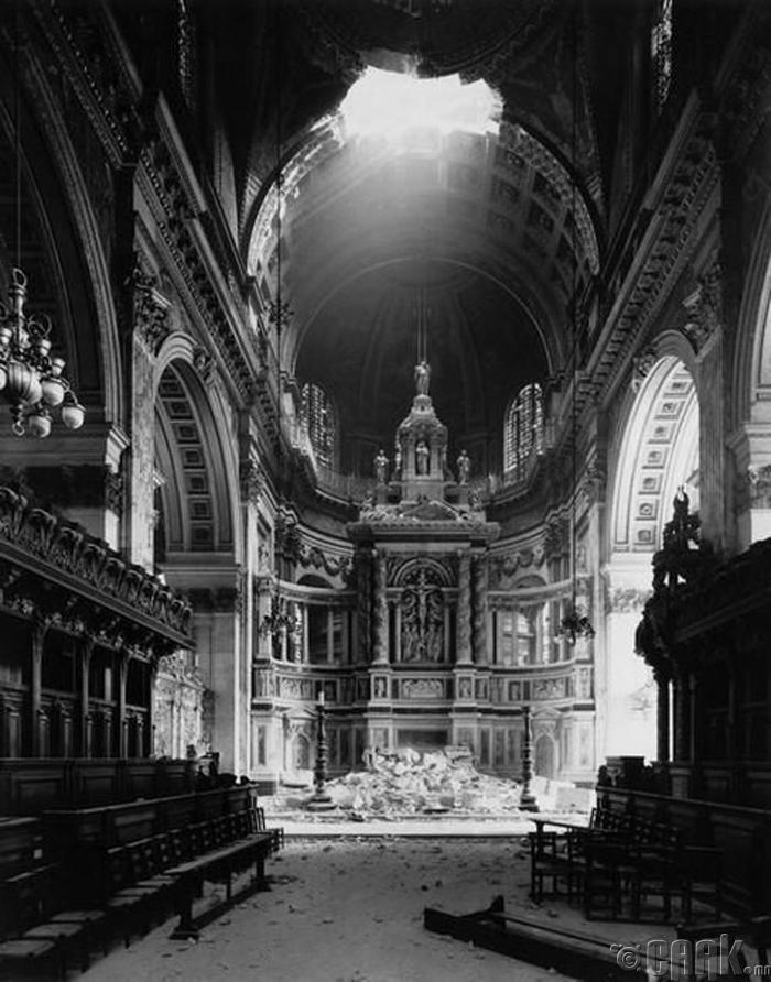 Хохирол амссан Сэнт Пол (Saint's Paul)-ийн сүм