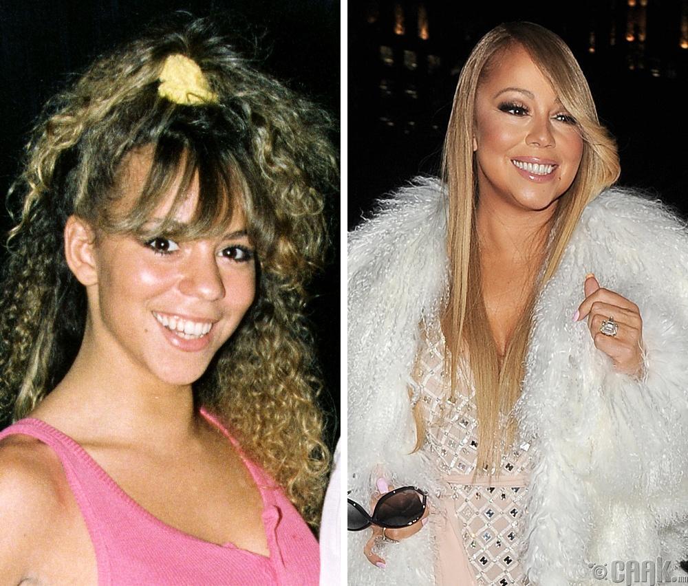 Мэрайя Кэри (Mariah Carey), 1988 он