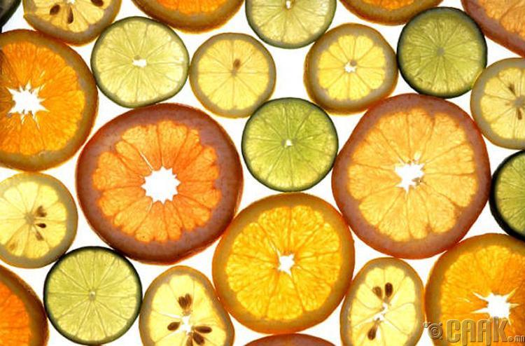 Цитрус жимс