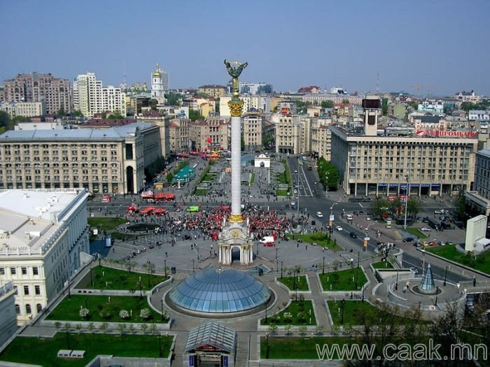 Киев. Украин - 1,531