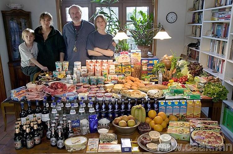 Герман: Меландар-т амьдардаг Баргтехайд-ын гэр бvл