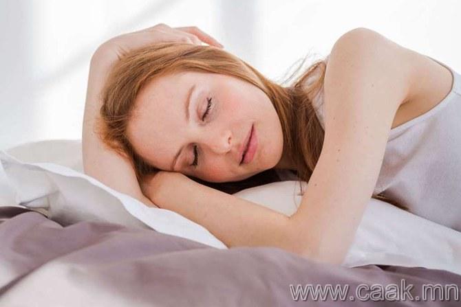 26 жилийг унтахад зарцуулна