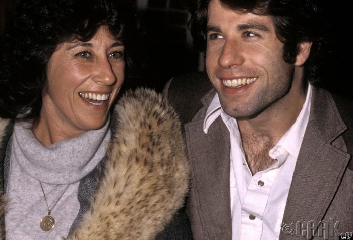 Жүжигчин Жон Траволта (John Travolta), эгч Эллен Траволтагийн хамт, 1979 он