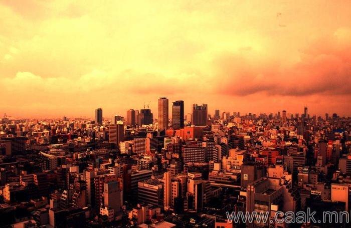 Осака. Япон - 1,463