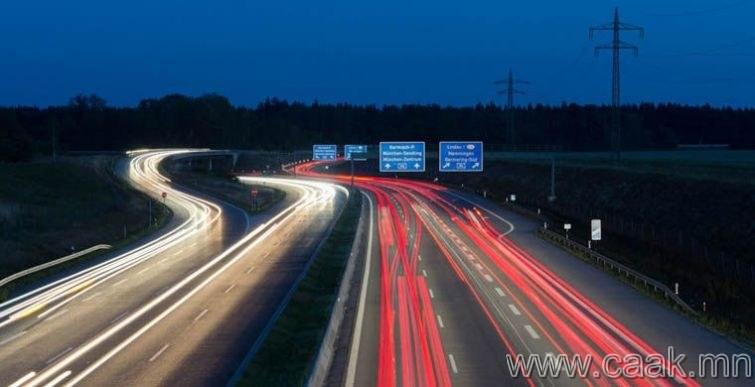 Герман: хурдны замаар түлшгүй явах хориотой
