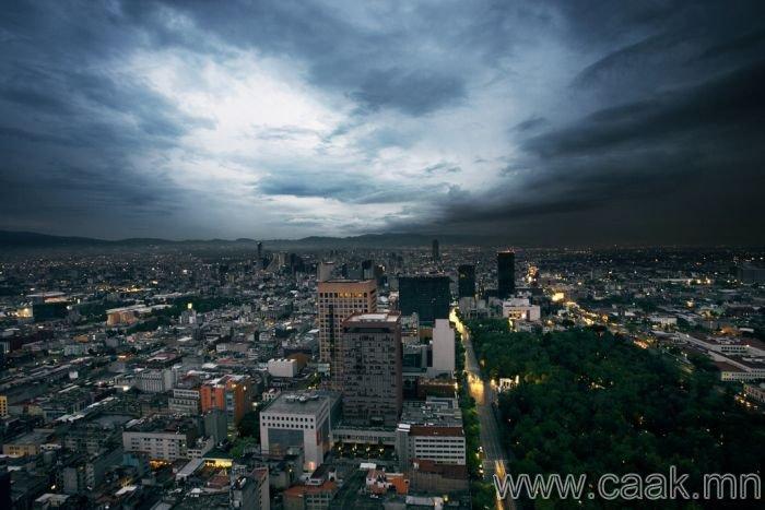 Мехико. Мексик - 1,364