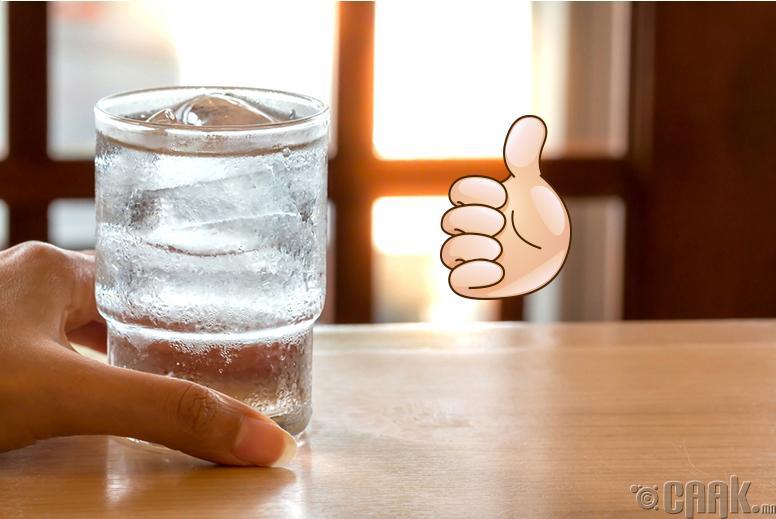 Мөстэй ус
