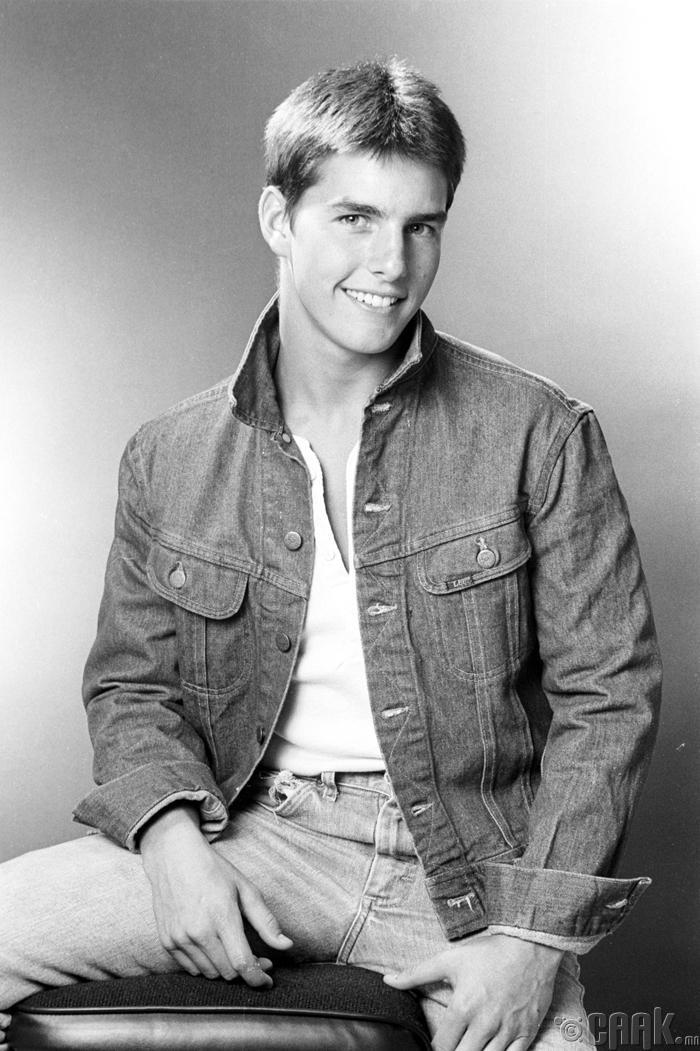 Жүжигчин Том Круз, 1980 он
