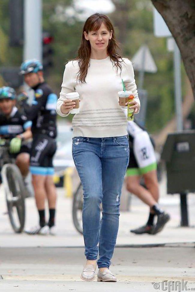 Женнифер Гарнер (Jennifer Garner)