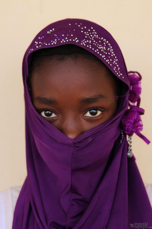 Мавритан охин