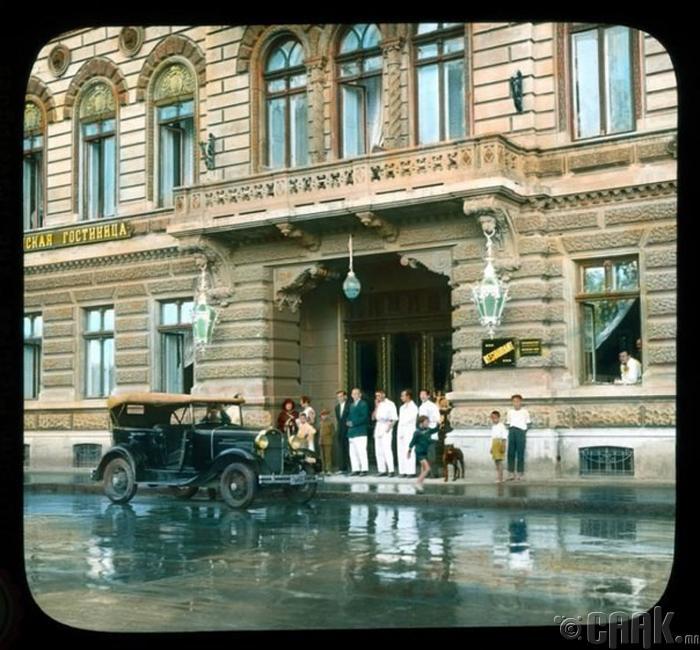 Одесса (Odessa) зочид буудал