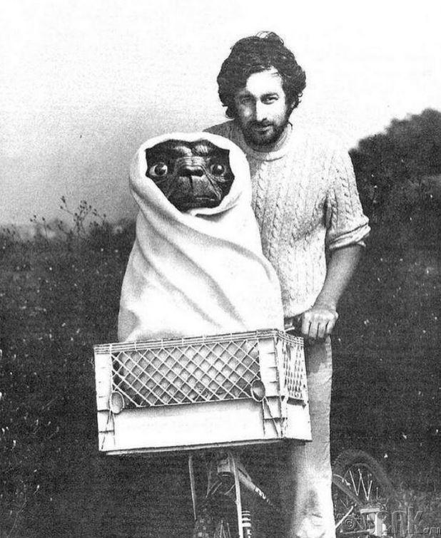 Стивен Спилберг, 1982 он