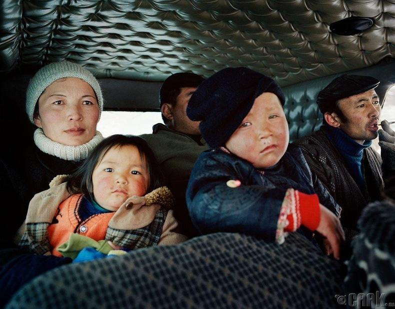 Аяны урт замд, 2004 он (Фредерик Лагранж)