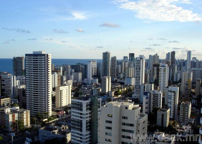 Ресифи. Бразил - 1,103