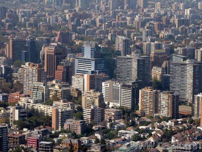 Сантьяго. Чили - 1,094