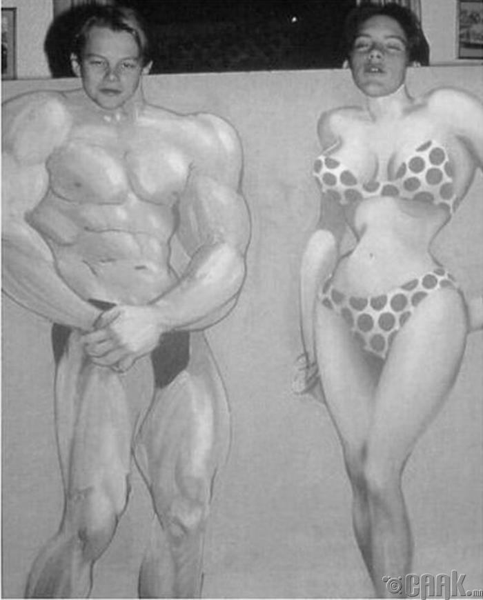 Леонардо Дикаприо (Leonardo Dicaprio) болон Тоби Магюр нар (Tobey Maguire)